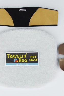 Travelin' Dog Seat Accessory Pack 269 Hidden Litter