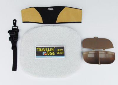 Travelin' Dog Seat Accessory Pack 269 Hidden Litter