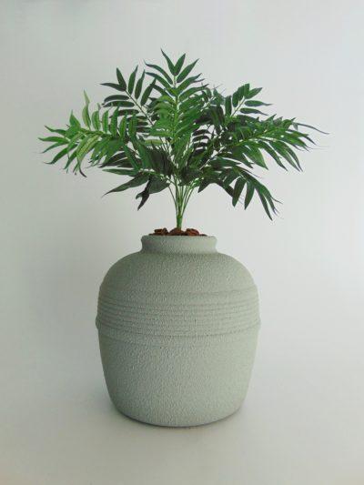 Misty Gray Hidden Litter Palm