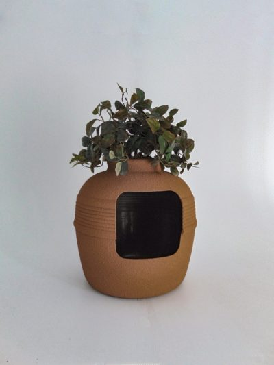 Redish Ivy Bush Red Clay Hidden Litter Box