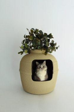 Desert Tan Ivy Hidden Litter Box